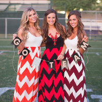 A League Of Their Own Maxi Dress - Multiple Colors