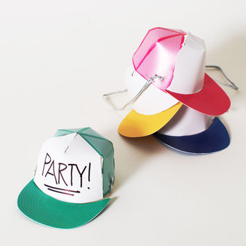 Awesome Party Hats | HOTTT.COM