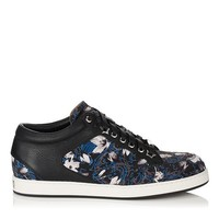 English Floral Print Fabric Trainers | Miami | Autumn Winter 14 | JIMMY CHOO Shoes