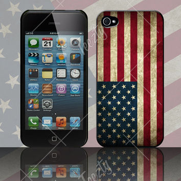 America, Brazil, Ireland, Mexico, Great Britain, Puerto Rico, Germany Flag Phone Case iPhone 4/5 Galaxy S3/S4
