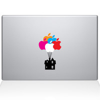 Up House | Macbook Decals | The Decal Guru