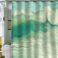 DENY Designs Home Accessories | Lisa Argyropoulos Sonata Shower Curtain