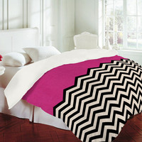 Follow Your Heart - Duvet Cover by Bianca Green | DENY Designs