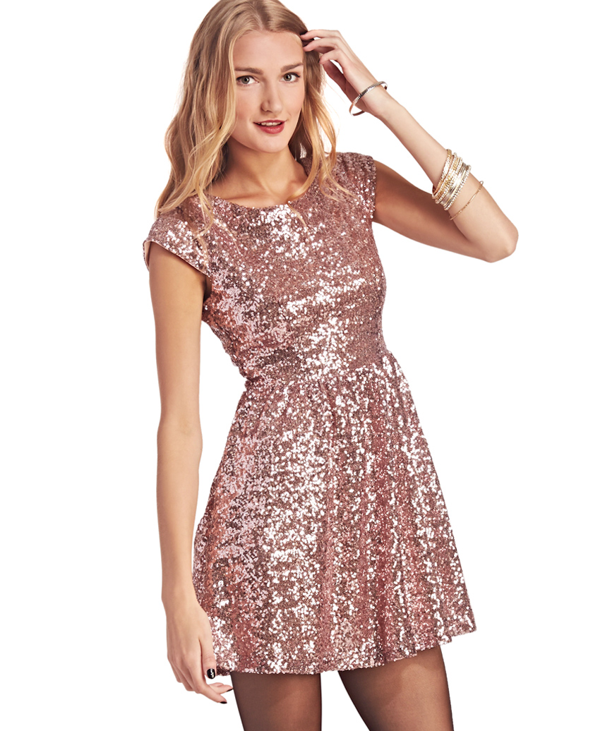 Sequin Party Dresses 38