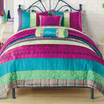 Kamille Comforter Set - Bed Bath & Beyond