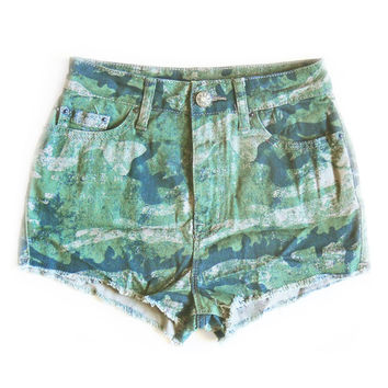 CAMO from GET HIGH WAISTED