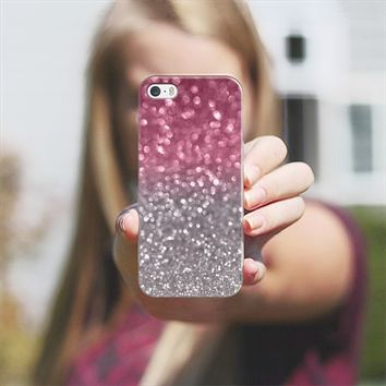 Rose and Gray iPhone 5s case by Lisa Argyropoulos | Casetify