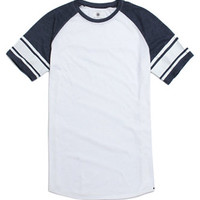 On The Byas Elliott Raglan Colorblock T-Shirt at PacSun.com