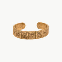 Starburst Cuff by dream collective for Of a Kind