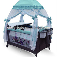 Source Baby playpen play yard with mosquito net on m.alibaba.com
