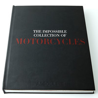 The Impossible Collection of Motorcycles Book - Assouline Publishing