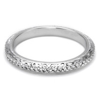 Tacori Style # HT2339B1 Wedding Band