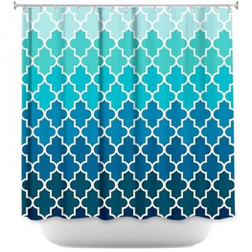 https://www.dianochedesigns.com/shower-organic-saturation-aqua-ombre-quatrefoil.html