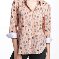 Hanalei Buttondown, Owls