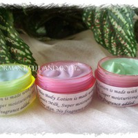 Mini Lotions Of 3 on Luulla