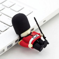 Queen&#x27;s Guard Driver USB Memory Stick