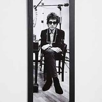 Bob Dylan Framed Wall Art - Urban Outfitters