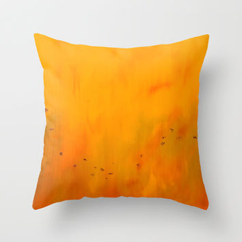 Autumn Tower. Chapter 2. Throw Pillow by Timone | Society6