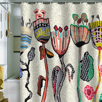 DENY Designs Home Accessories | Mikaela Rydin Parads Shower Curtain