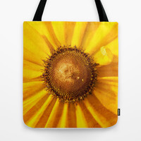 FLOWER OF THE SUN Tote Bag by Catspaws | Society6