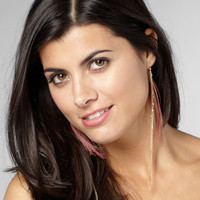 fredflare.com | 877-798-2807 | Feathered Gypset Earrings