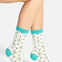 Arthur George by R. Kardashian 'Connect the Dots' Crew Socks (3 for $24)