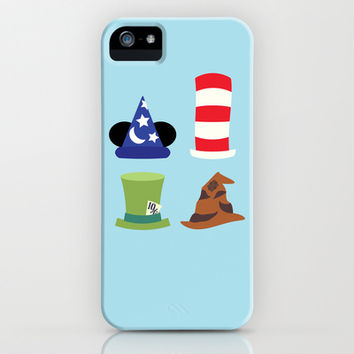 Magic in a Hat iPhone & iPod Case by Page394