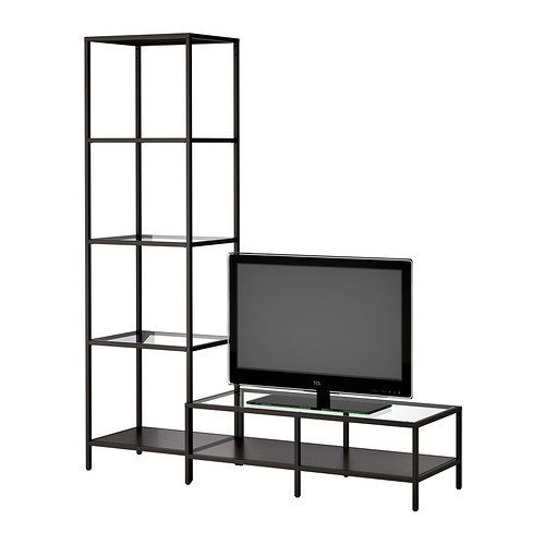 VITTSJÖ TV storage combination   - IKEA