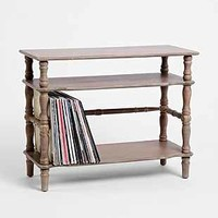 Amelia Record Shelf - Urban Outfitters