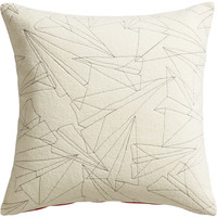 """wing it 18"""" pillow"""