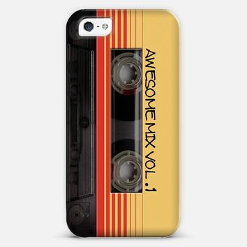 Awesome Mix Vol. 1 iPhone 5 case by Nicklas Gustafsson | Casetify