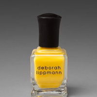 DEBORAH LIPPMANN Nail Lacquer in Yellow Brick Road at Revolve Clothing - Free Shipping!