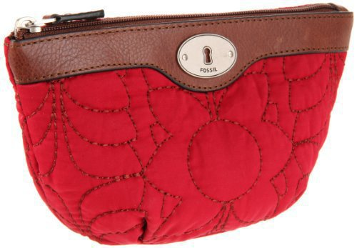 Fossil Women's Key Per SL3084 Cosmetic Case - designer shoes, handbags, jewelry, watches, and fashion accessories | endless.com