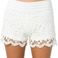 Joan Crochet Short