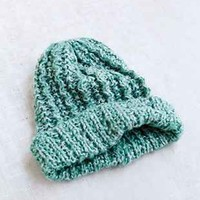 Chunky Cuff Beanie - Urban Outfitters