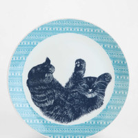 Plum & Bow Critter Plate - Urban Outfitters