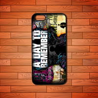 iPhone 6 Case,iPhone 6 Cases,iPhone 6 Cover,Cute iPhone 6 Case,Cool iPhone 6 Case,Pretty iPhone 6 Case--A Day To Remember,in Plastic.