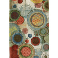 Festival of Medallions Area Rug | zulily