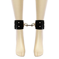 Couture Latex Restricted Bondage Ankle Cuffs | Atsuko Kudo