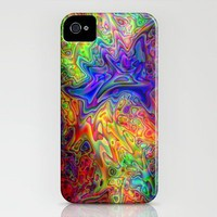 Lava Lamp iPhone Case by JT Digital Art  | Society6