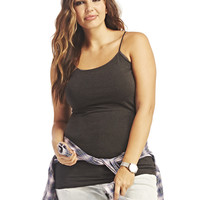 Cotton Spandex Cami | Wet Seal +