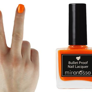 Bullet Proof Nail Lacquer 32.Crushed Romance 8g Ships Australia Only - Mirenesse