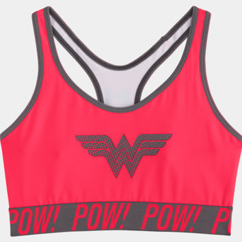 Women's Under Armour® Alter Ego Pop Art Wonder Woman Sports Bra