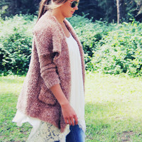 The Teddy Sweater