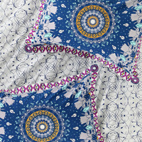 Magical Thinking Luna Medallion Sham Set-