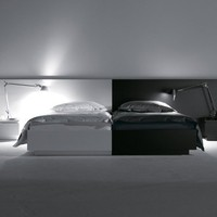 Malo Bed by interlbke