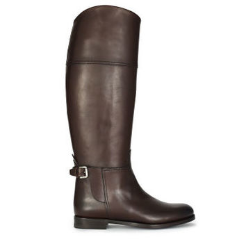 Calfskin Sallen Riding Boot