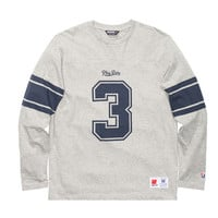 UNDEFEATED 3 FOOTBALL SHIRT | Undefeated