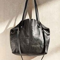 BDG Worn Leather Tote Bag - Urban Outfitters