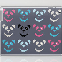 Panda Commotion Laptop & iPad Skin by Beth Thompson | Society6